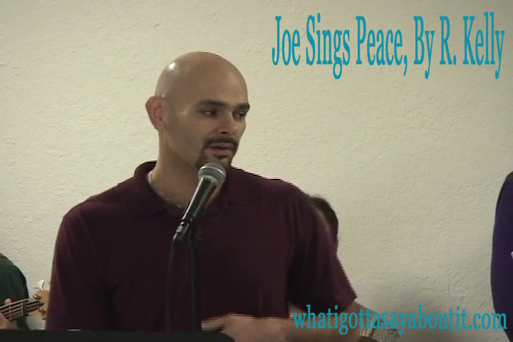 joesingspeace