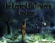 The Eeriest Halloween Costume
